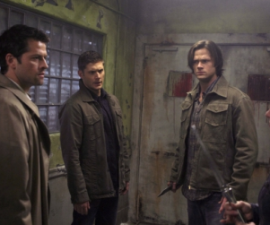 Supernatural Spoilers: The Returns of Meg, Death