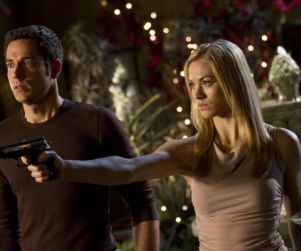 TV Fanatic Staff Selection: Sarah Walker for Sexiest Sidekick!