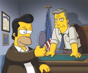 Jon Hamm on The Simpsons: First Look