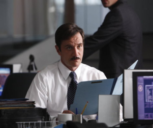 White Collar to Flashback, Feature Music Box Intel, A Mustache