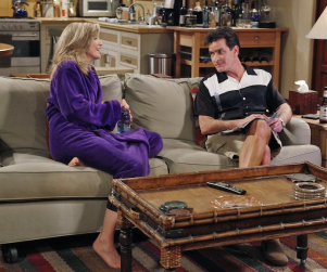 Courtney Thorne-Smith Books Return to Two and a Half Men