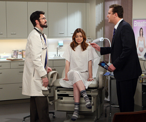 "How I Met Your Mother Review: ""Bad News"""