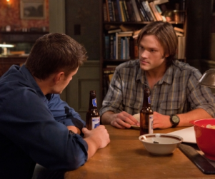 Supernatural Season Finale Spoiler: What About Sam?