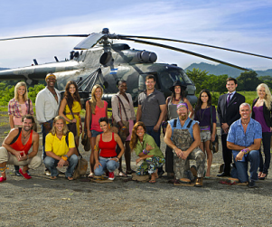 Survivor: Redemption Island Cast: Revealed... Incomplete?