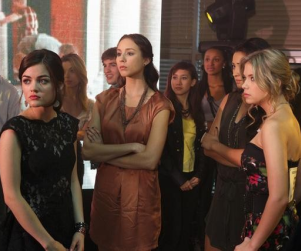 Pretty Little Liars Season Finale Scoop: An Homage to Hitchcock