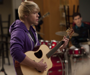 Confirmed: Chord Overstreet Headed Back to Glee