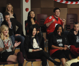Glee to Honor Valentine's Day, Justin Bieber