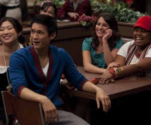 Glee Review: Lots of Luck, Santana