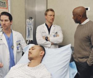 "Grey's Anatomy Reaction: Discuss ""Not Responsible"""
