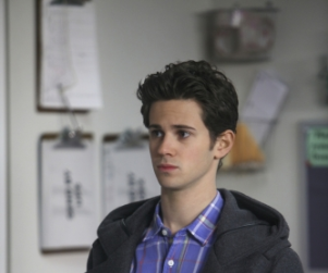 Happy 21st Birthday, Connor Paolo!