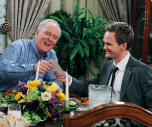 How I Met Your Mother First Look: Welcome, John Lithgow!