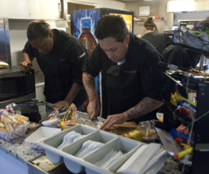 Top Chef Review: Food and Family History...