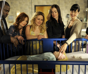 "Army Wives Review: ""Command Presence"""