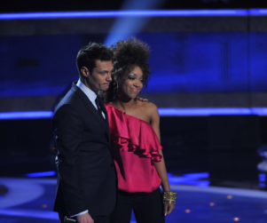 American Idol Sends First Finalist Home