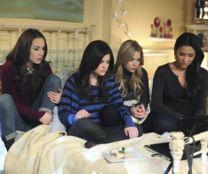 Pretty Little Liars Season Two Scoop: The Hunt for A