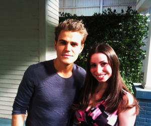 The Vampire Diaries Set Visit: A Photo Diary