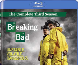 Breaking Bad Season Three DVD: Details, Release Date