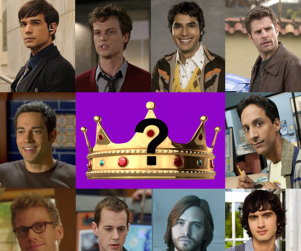 POLL: Who is Television's King of the Hot Nerds?