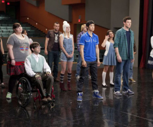 "Glee Review: ""Born This Way"""