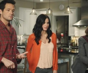 Cougar Town Review: Baby Games and Walks of Shame