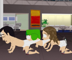 "South Park Season Premiere Review: ""HUMANCENTiPAD"""