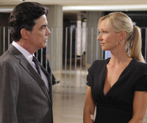 Covert Affairs Spoilers: The Future of Arthur and Joan