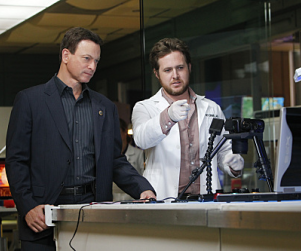 "CSI: NY Seasn Finale Review: ""Exit Strategy"""