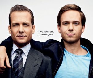 Suits and Necessary Roughness: Coming to USA!