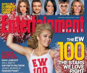 Hayden Panettiere is a Star Entertainment Weekly Loves