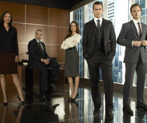 TV Fanatic Set Visit: Suits