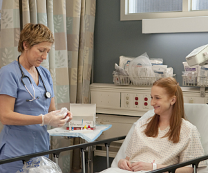 "Nurse Jackie Review: ""Batting Practice"""