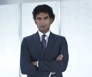 The Office Romance Scoop: Paging Sendhil Ramamurthy!