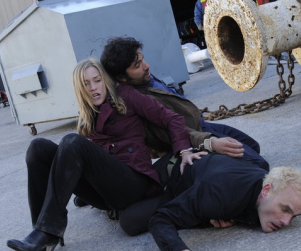 Covert Affairs Review: A Three-Armed Fight