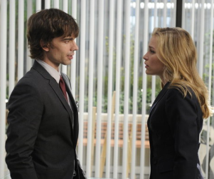 Covert Affairs Review: Space Jam