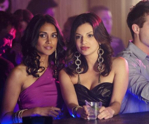 "The Nine Lives of Chloe King Review: ""Girls Night Out"""