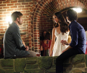 The Vampire Diaries Season Premiere Clip: He's Gone Full-Blown Ripper!