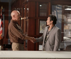 Hawaii Five-O First Look: Welcome, Terry O'Quinn!