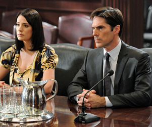 Thomas Gibson Speaks on Criminal Minds Finale, Socks, Season 8