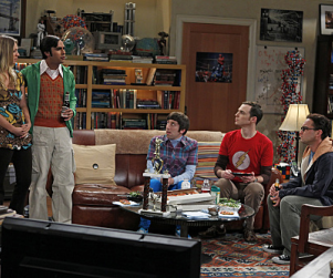 The Big Bang Theory Season 5 Premiere Pics: A Penny for Her Thoughts?