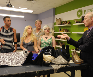 Project Runway Review: Can't We Just All Get Along?