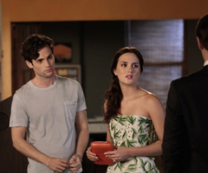 Dan and Blair: Moving in Together on Gossip Girl!