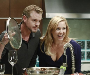 Grey's Anatomy Review: Head-Standing Fun