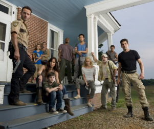 The Walking Dead Scares Up Record Ratings