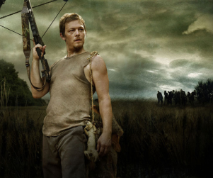 "The Walking Dead Exclusive: Norman Reedus Teases ""Darker"" Times Ahead"