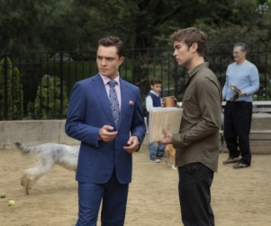 Gossip Girl Sneak Peeks: Dog Park Style