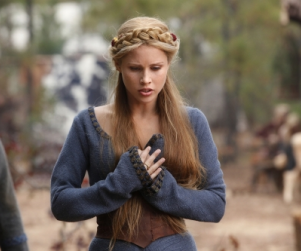 Vampire Diaries Exclusive: Claire Holt Takes Us Way Back