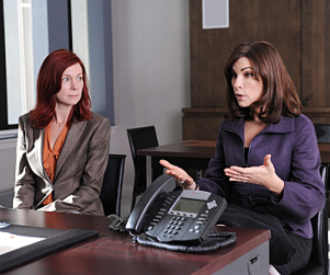 Carrie Preston Books Return to The Good Wife