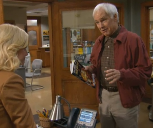 Parks and Recreation Review: Mick Jagger Owns a Gas Station?