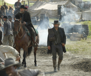 Hell on Wheels Series Premiere Review: Plains, Trains, and Gunslingers