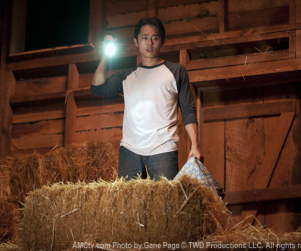 The Walking Dead Review: What's in the Barn?